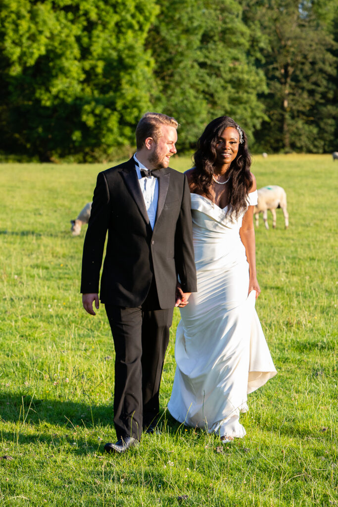 Mitton Hall Wedding Clitheroe Lancashire 145