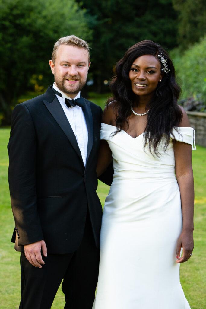 Mitton Hall Wedding Clitheroe Lancashire 149