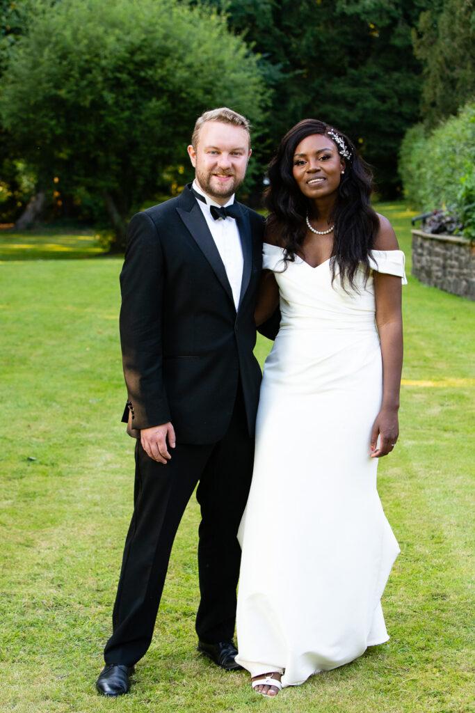 Mitton Hall Wedding Clitheroe Lancashire 150