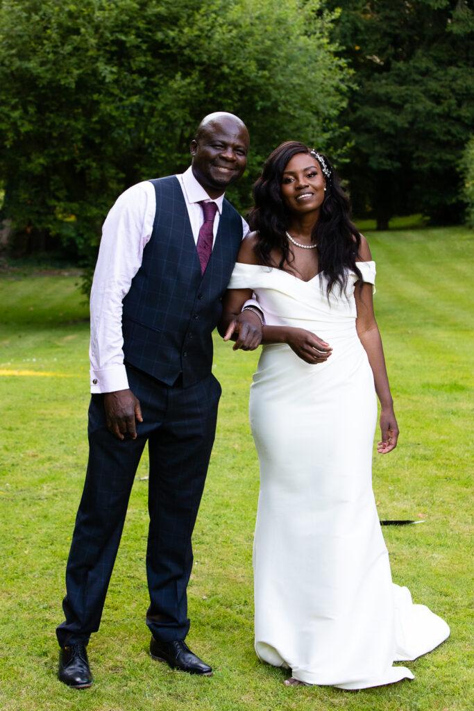 Mitton Hall Wedding Clitheroe Lancashire 151