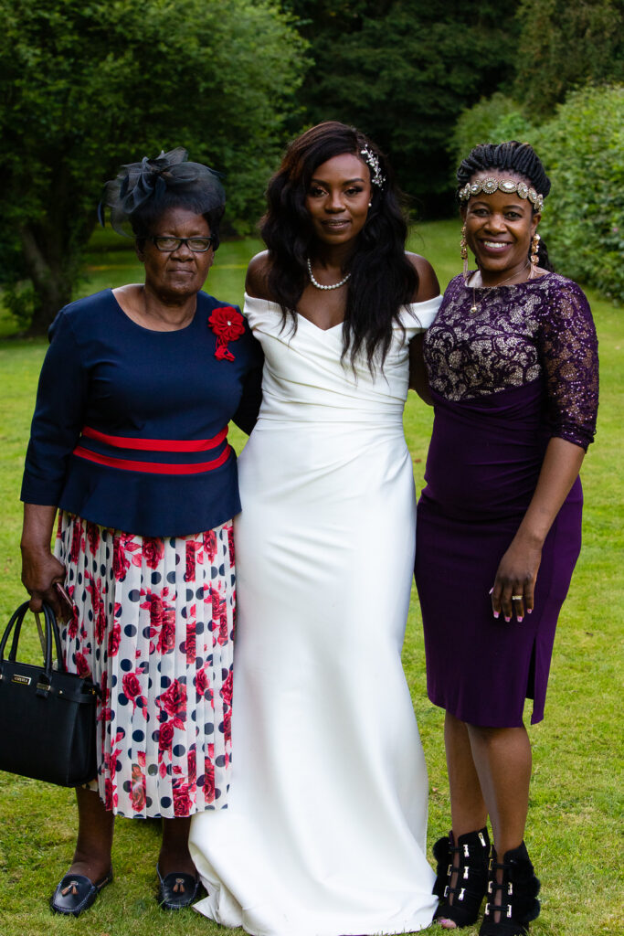 Mitton Hall Wedding Clitheroe Lancashire 157