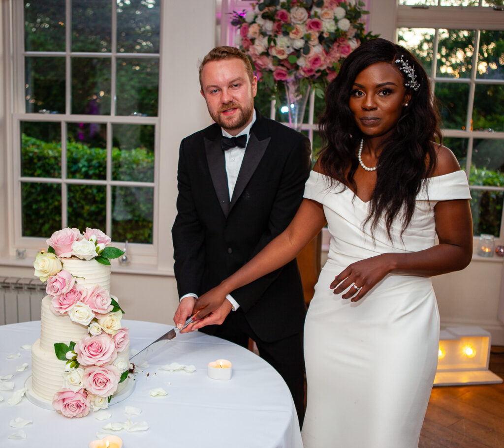 Mitton Hall Wedding Clitheroe Lancashire 168