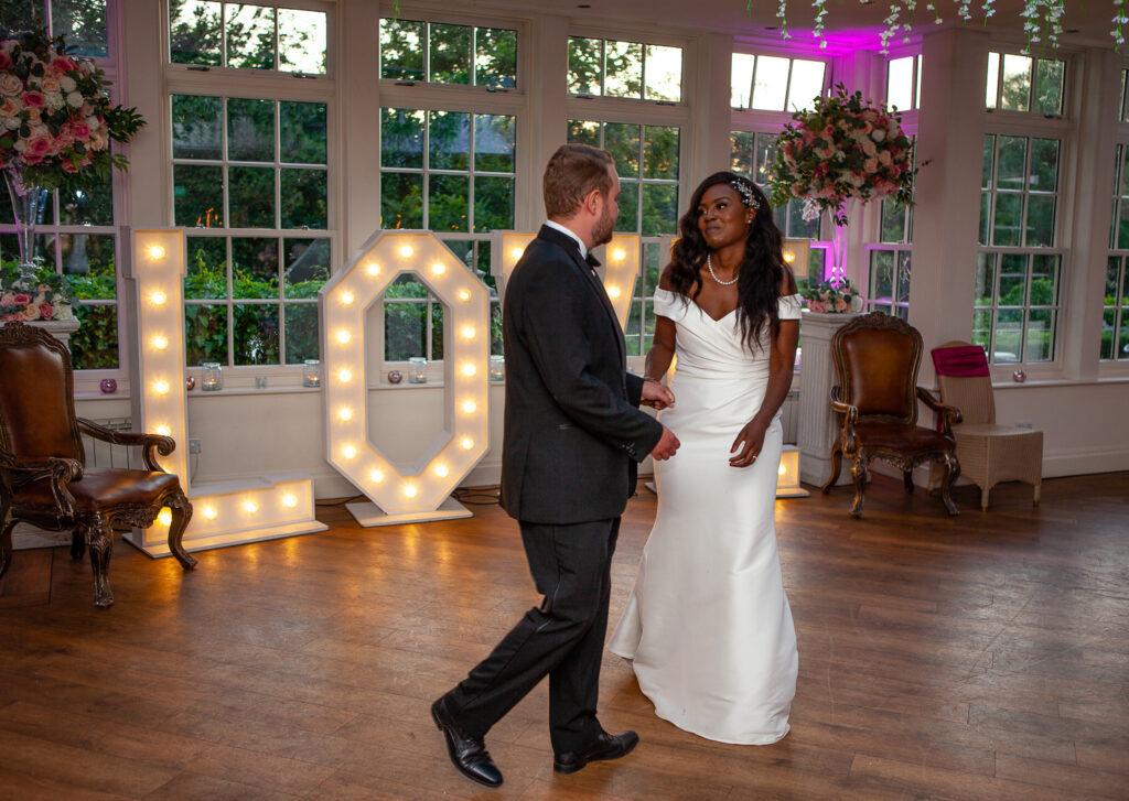 Mitton Hall Wedding Clitheroe Lancashire 169