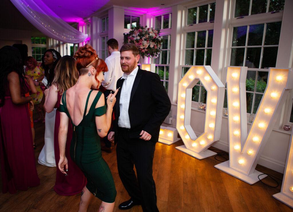Mitton Hall Wedding Clitheroe Lancashire 172