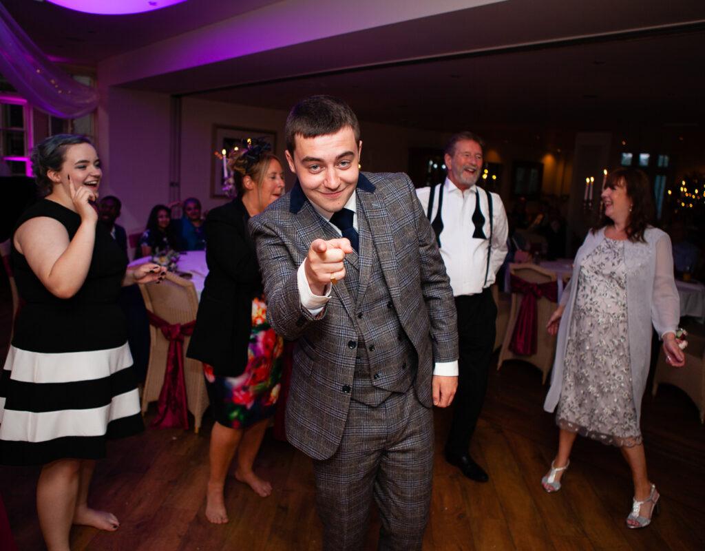 Mitton Hall Wedding Clitheroe Lancashire 181