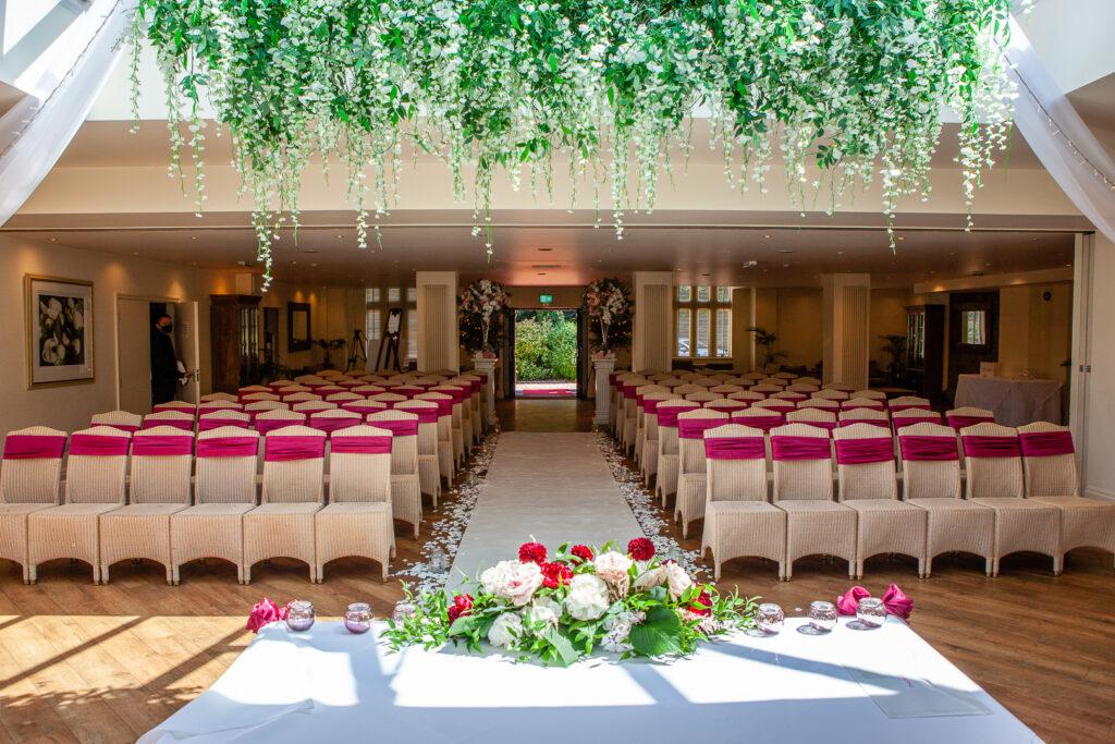 Mitton Hall Wedding Clitheroe Lancashire 21