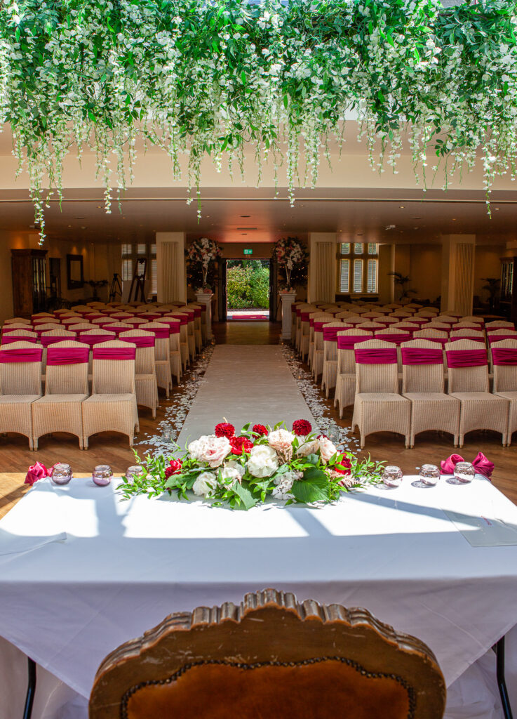 Mitton Hall Wedding Clitheroe Lancashire 22