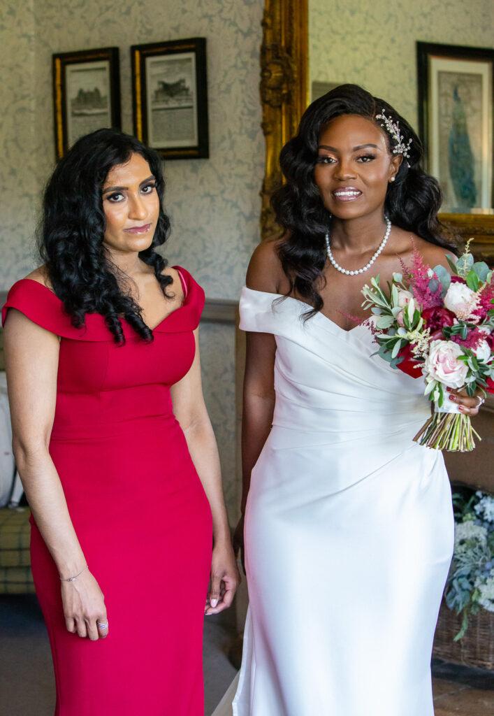 Mitton Hall Wedding Clitheroe Lancashire 29