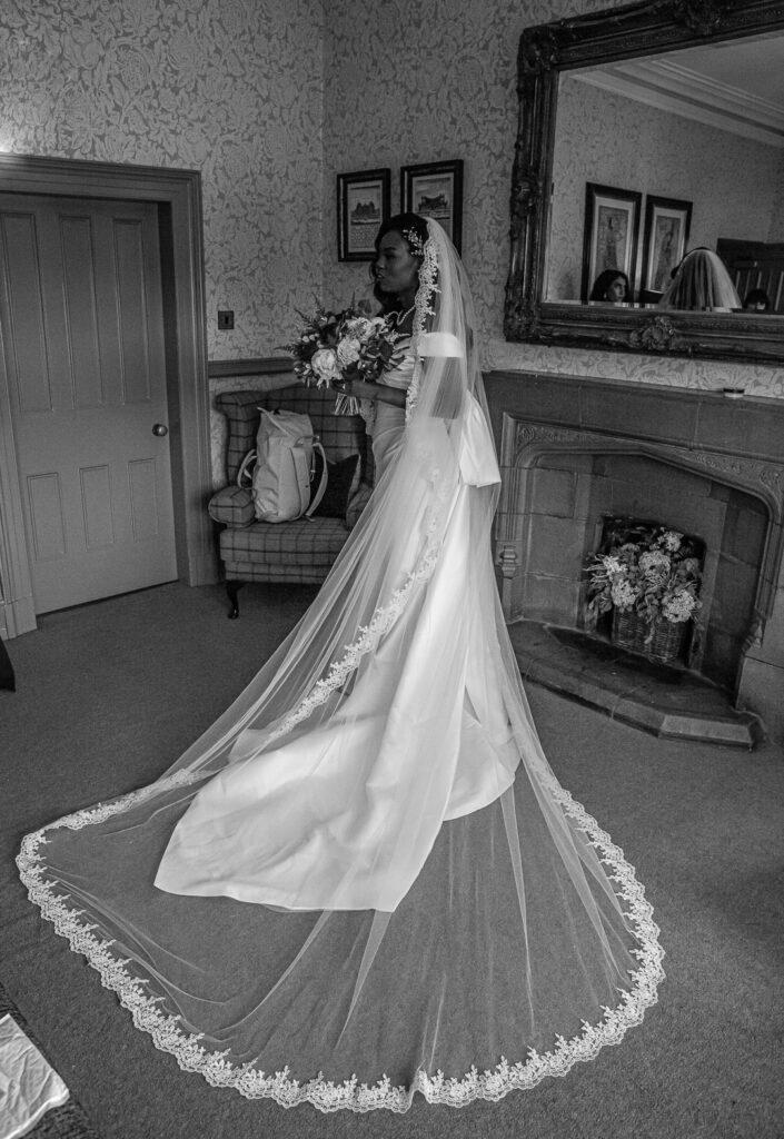 Mitton Hall Wedding Clitheroe Lancashire 34