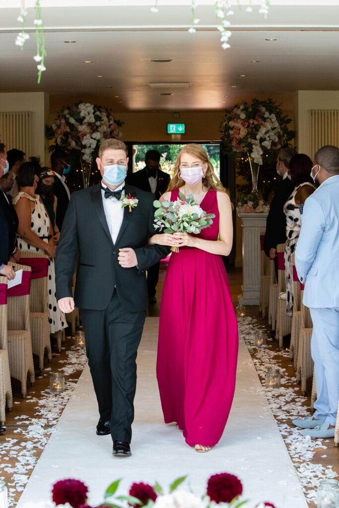 Mitton Hall Wedding Clitheroe Lancashire 41
