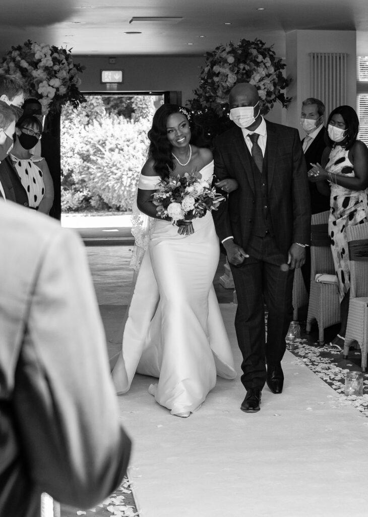 Mitton Hall Wedding Clitheroe Lancashire 51