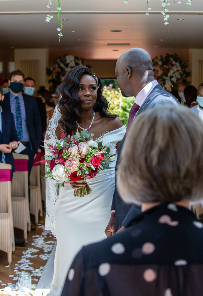 Mitton Hall Wedding Clitheroe Lancashire 52