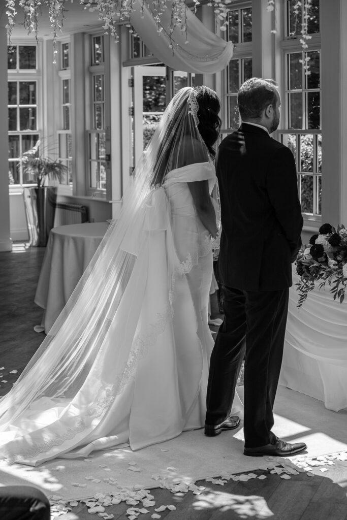 Mitton Hall Wedding Clitheroe Lancashire 53