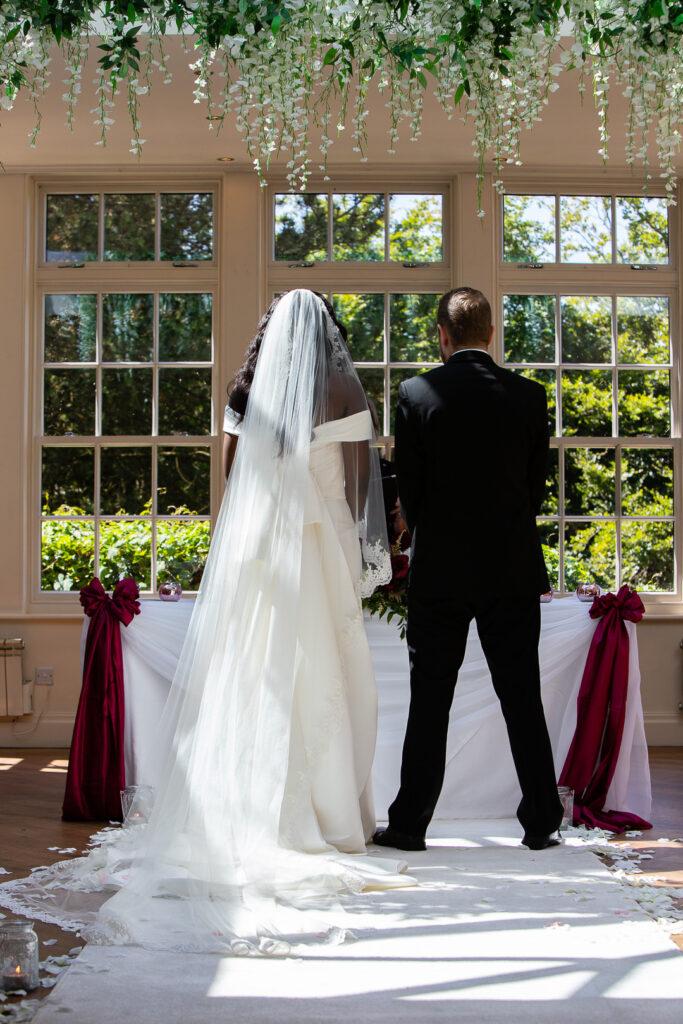 Mitton Hall Wedding Clitheroe Lancashire 57