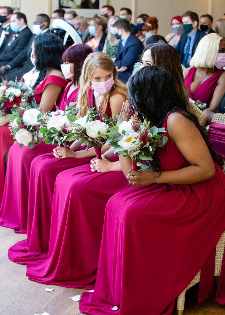 Mitton Hall Wedding Clitheroe Lancashire 69