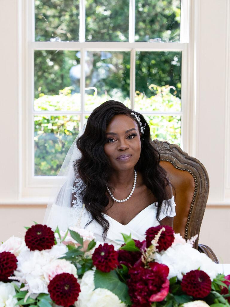 Mitton Hall Wedding Clitheroe Lancashire 72