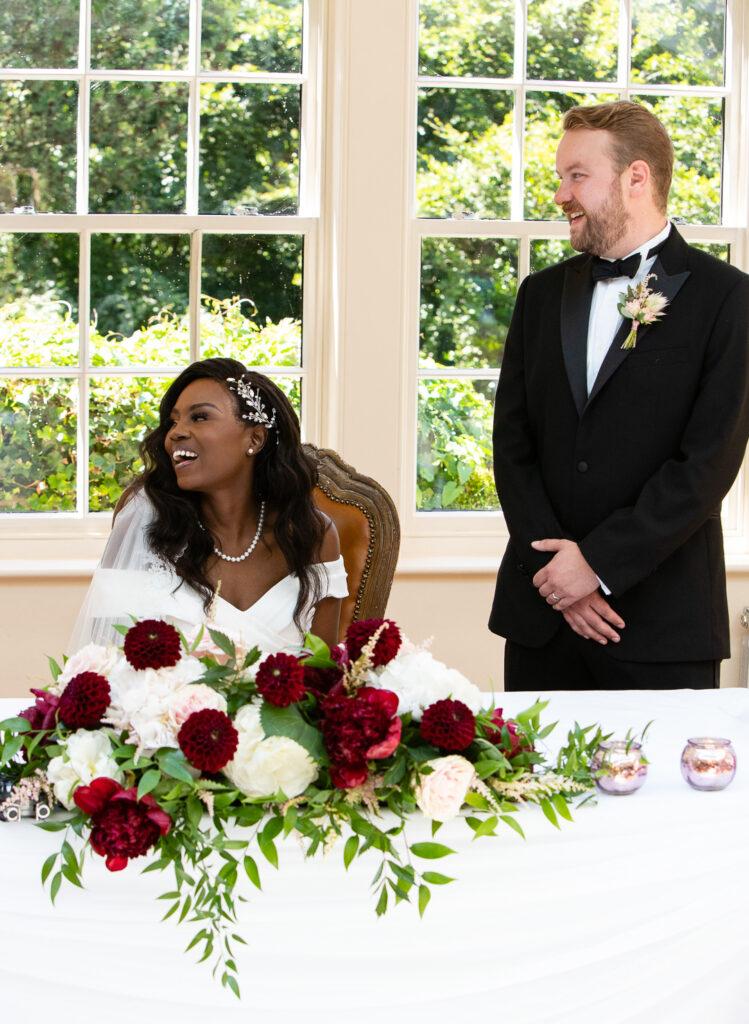 Mitton Hall Wedding Clitheroe Lancashire 73