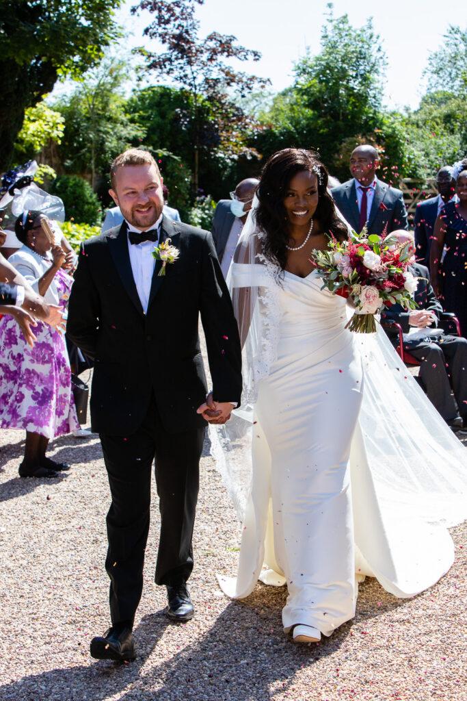 Mitton Hall Wedding Clitheroe Lancashire 77