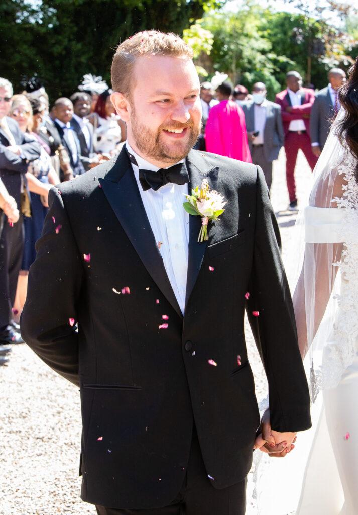 Mitton Hall Wedding Clitheroe Lancashire 78