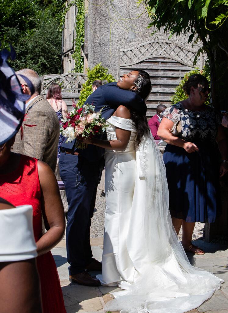 Mitton Hall Wedding Clitheroe Lancashire 88