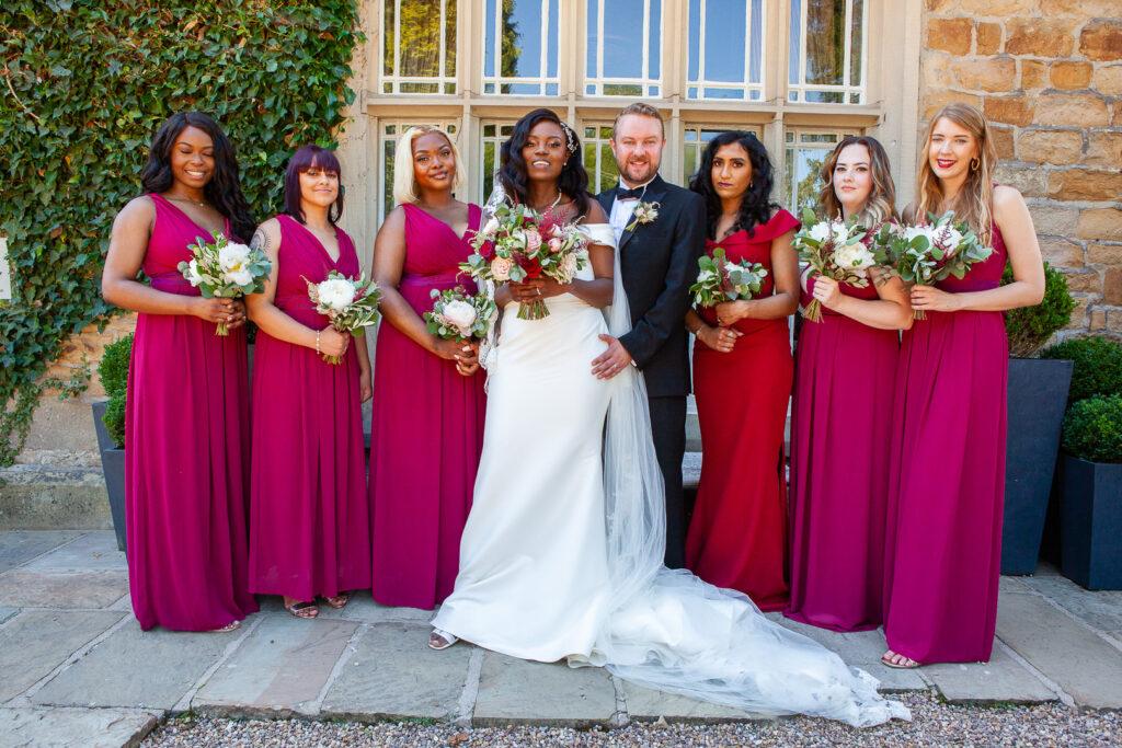 Mitton Hall Wedding Clitheroe Lancashire 99