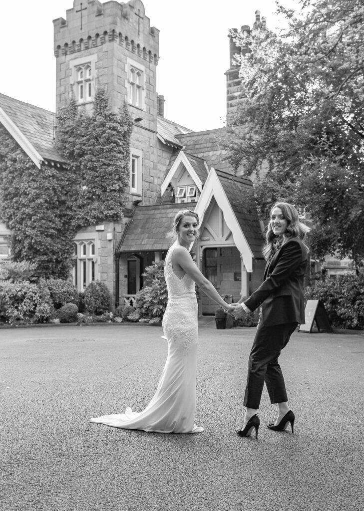 Wedding West Tower Ormskirk 364